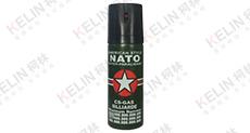 柯林-NATO60ml催泪喷射器