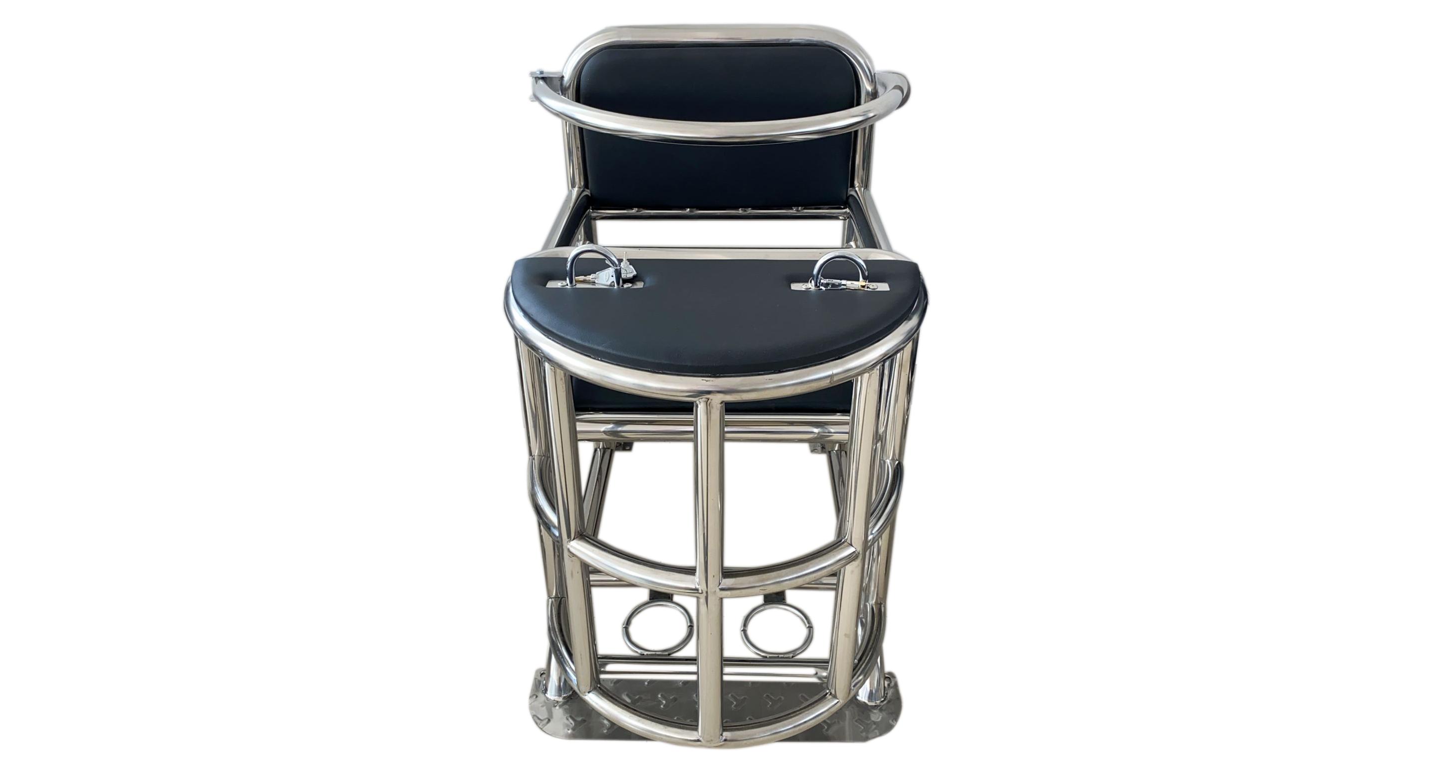 柯林-审讯椅A型